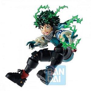 Figure My Hero Academia - Midoriya Izuku - Ichibansho Go and Go Bandai (ENCOMENDA)