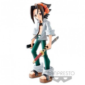Figure Shaman King - Yoh Asakura - Prize Banpresto (ENCOMENDA)