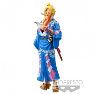 Figure One Piece - Sabo: A Piece of Dream No.2 Vol.2 - Magazine Banpresto (Encomenda)