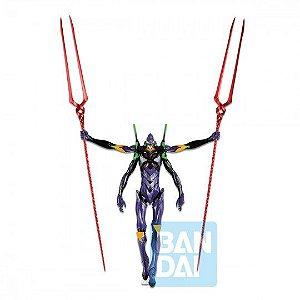 Figure Evangelion 3.0 + 1.0 - Eva 13: Ichibansho Eva 13 Starting - Bandai (ENCOMENDA)