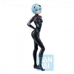 Figure Evangelion 3.0 + 1.0 - Rei Ayanami: Ichibansho Eva 13 Starting - Bandai (ENCOMENDA)