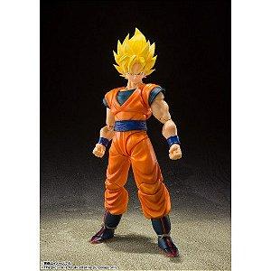Action Figure Dragon Ball Z - Goku: SS Full Power - S.H. Figuarts Bandai (ENCOMENDA)