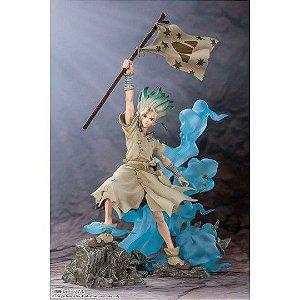 Figure Dr. Stone - Ishigami Senku - Figuarts Zero Bandai (ENCOMENDA)