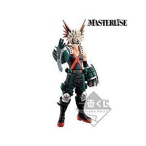 Figure Ichiban Kuji Masterlise My Hero Academia One's Justice - Bakugou Katsuki - Bandai Spirits (ENCOMENDA)