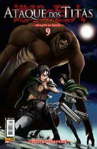 Ataque dos Titãs - Volume 9 (Lacrado)
