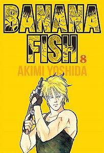 Banana Fish - Volume 8 (Lacrado)