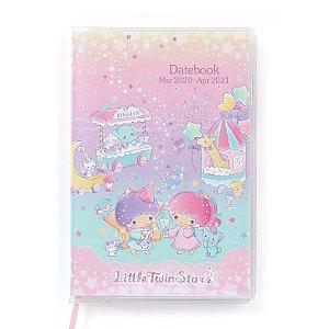 Datebook Little Twin Stars Mar. 2020- Apr. 2021