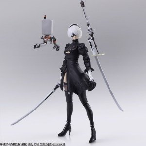 BRING ARTS NieR:Automata YoRHa No.2 Type B Version 2.0 Action Figure(Pre-order)