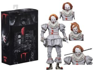 Pennywise 2017 Figure articulável