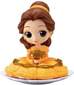 Qposket Princesa Bela(Belle) - Banpresto