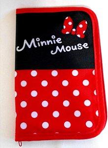 Daiso Zipper Case Minnie