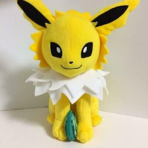 Jolteon Plush with Stone