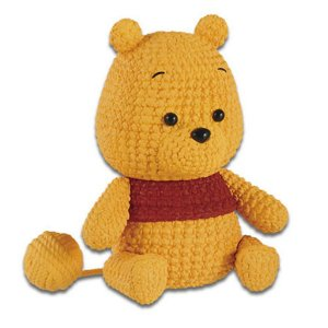 Pooh Amicot - Banpresto