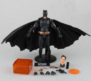 Batman revoltech 008