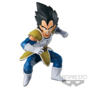 Figure Dragon Ball - Vegeta clássico - Banpresto BWFC