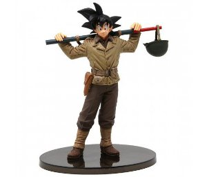 Banpresto Dragon Ball Z Son Goku BWFC World Figure Colosseum 2018 limited
