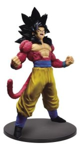 Goku SSJ4 Blood of Saiyans - Banpresto