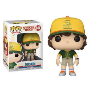 Funko Pop Dustin(Stranger Things) - 804