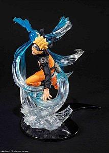 """Figuarts ZERO Naruto Uzumaki -Shippuden- Kizuna Relation """"NARUTO Shippuden""""(Pre-order)"""