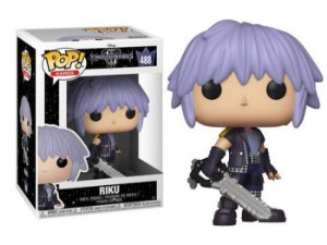 Funko Pop Riku(Kingdom Hearts) - 488