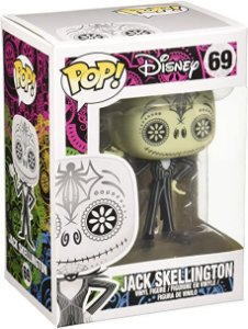 Funko Pop Jack Skellington - 69