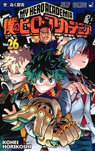 Boku no Hero Academia vol. 26