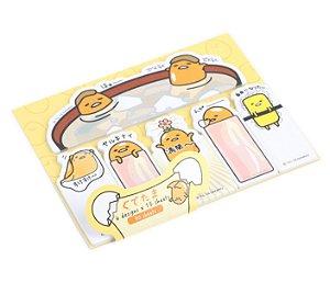 marcador de livro Gudentama Sanrio