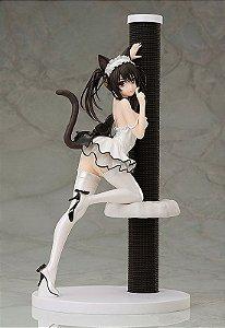 KDcolle Date A Live III Kurumi Tokisaki White Cat Ver. 1/7 Complete Figure (Pre-order)