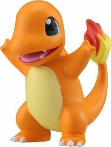 Pokemon Moncolle MS-12 - Charmander (Pronta Entrega)