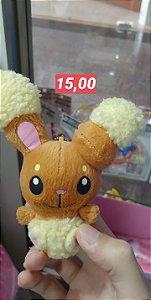 Pokémon Buneary Plush Pequena
