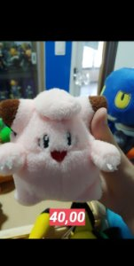 Pokémon Clefairy Plush