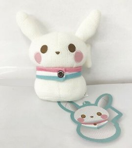 Pokemon Center Original Amigurumi Plush Doll Snowman Pikachu