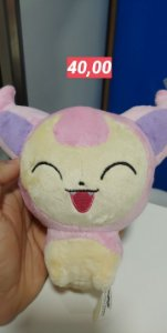 Pokémon Skitty Plush Banpresto