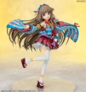 THE IDOLM@STER Cinderella Girls Yoshino Yorita Wadatsumi no Michibikite Ver. 1/7 Complete Figure