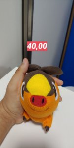 Pokémon Plush Tepig