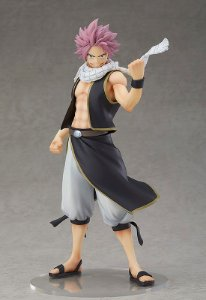 """POP UP PARADE """"FAIRY TAIL"""" Finale Series Natsu Dragneel Complete Figure"""