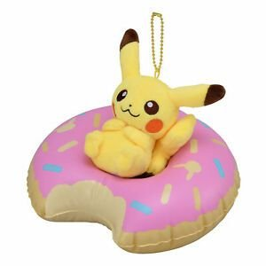 Float Pikachu Plush