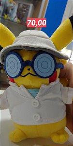 Doutor doido Pikachu Plush
