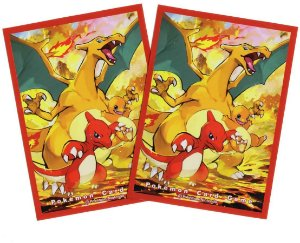 Pokemon Center 2019 SM#11a Remix Bout Charizard Charmeleon Charmander Set Of 64 Deck Sleeves