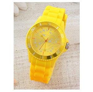 Relógio analógico Pikachu
