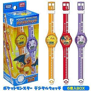 Relógio digital Pokémon Charizard