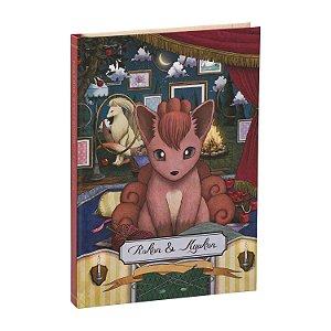Caderneta Vulpix e Ninetales