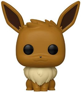 Funko POP Games! - Pokemon - Eevee (Pronta Entrega)