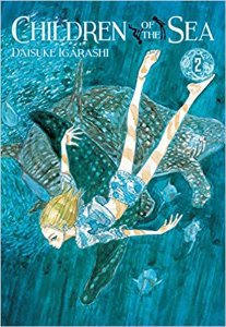 Children of the Sea volume 2