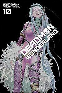 Mangá nacional Deadman Wonderland volume 10