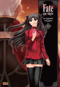 Fate Stay Night volume 12