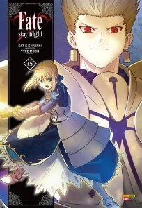 Fate Stay Night volume 15