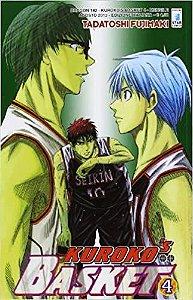Kuroko no Basket volume 4