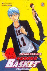 Kuroko no Basket volume 5