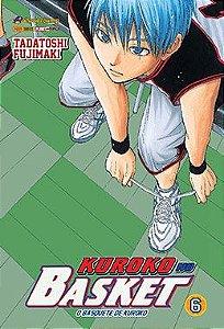 Kuroko no Basket volume 6